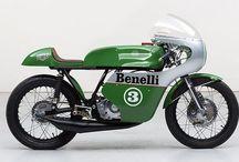 Benelli / Motos Italianas