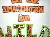 Jungle Classroom Transformation