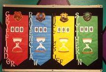 Harry Potter Classroom  Transformation