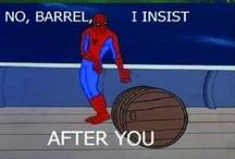 Hahahaha...! / by Ivy McNabb