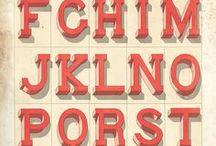 Words - Typography