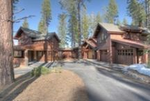Stay in a home designed by MWA / Vacation rental properties designed by MWA