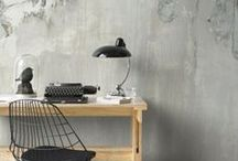 Interiors / home office