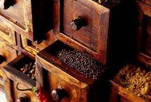 Love Affair with Spices & Herbs