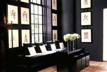 Design Anouska Hempel / The Queen is only one...
