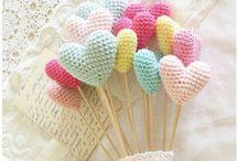 Crochê / Os mais diversos trabalhos e técnicas desta arte que é o crochê. Que este painel sirva de inspiração para novos trabalhos.