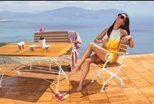 Stolice - Drveni nameštaj za bašte / http://www.uniondrvo.com/sr/articles/category/26/Stolice