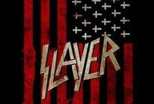 Slayer / \m/ / by Lisa D
