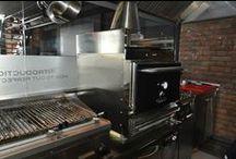 Kuhinjska oprema - MIBRASA / Opremanje ugostiteljskih objekata profesionalnom kuhinjskom opremom... Pećnice na ćumur - Mibrasa