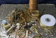 Gold Tablecloths / Golds.. as used by our clients