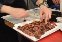 Sajam Ho.Re.Ca. opreme 2014 / Slike sa sajma Ho.Re.Ca. opreme 2014 sa našeg štanda gde smo imali postavljenu DEMO kuhinju i divne kuvare koji su nam pomogli da čitava postavka bude profesionalna do kraja...