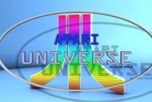 ATARI UNIVERSE / Tutto che riguarda fantastico mondo ATARI. In altre parole Atari UNIVERSE.