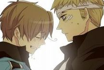 GERITA / its not like i ship it