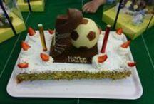 Festa - Tema Calcio