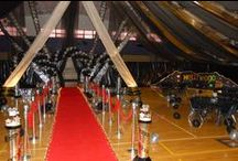 HOLLYWOOD,RED CARPET,OSCARS party decor / Party, Prom, Graduation ideas