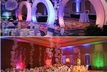 UNDERWATER,UNDER THE SEA party ideas / party decor