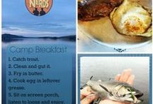 Fish Nerds in the Kitchen / Recipes and tips for preparing all kinds of fish.