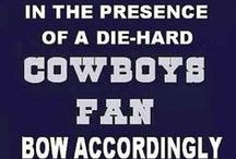 Dallas Cowboys / by Jeff M