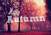 Autumn / Autumn leaves Swirling in the breeze..