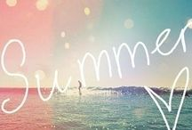Summer☀️ / When I met you in the summer..