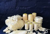 Classic Cream / Our spectacular range of cream cloths and napkins
