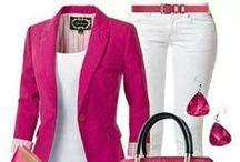 Fashion Colour Combinations / Clothing