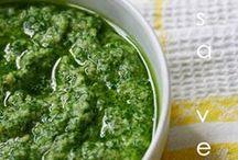 Ricette - Salse, e condimenti