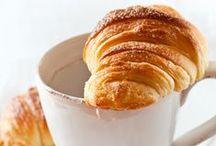 Ricette - Croissant, Panbrioche e colazioni