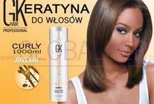 Keratyna do włosów / GK hair Juvexin Keratyna do zabiegów keratynowego prostowania włosów Global Keratin Warszawa