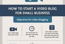 Video Content Marketing / #Vlogging #ContentMarketing #Video #YouTube #GoogleHangoutsmelis