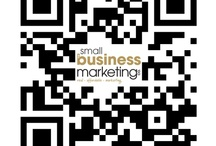 QR Codes - The Small Business Marketing Company / QR short for Quick Response. Essentially treated like a bar code and your phone is the scanner! Set a QR Code to go to anything you chose i.e your website, a coupon, facebook page, lead generator form and more! Make it easier for customers to find you. Stick a QR Code on a poster, business card, product label ANYWHERE! and the great news is THEY ARE uber cheap. Talk to me about getting some set up for you. www.smallbusinessmarketingcompany.com.au