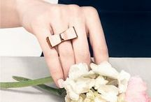 Ring Collection / Beautiful rings and it will be amazing to have it