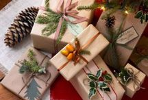 Christmas Crafts, DIY and decorations / Christmas ideas and decorations-easy to make but with great effect! Crafts as DIY