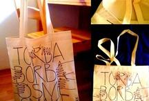 eco bags by Maria Dek