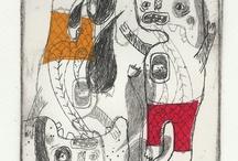 prints by Maria Dek