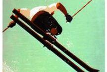 Retro ski