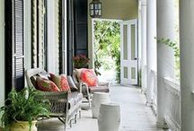 Porches for visiting