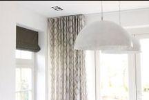 Window dressing / new gen curtains