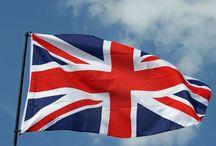 United Kingdom Appreciation / by Holly