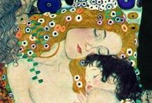 Gustav Klimt - my beloved