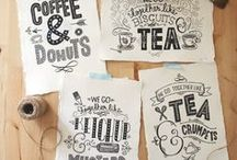 Lettering, Graphic Design, Tipography / Lettering, Graphic Design, Tipography
