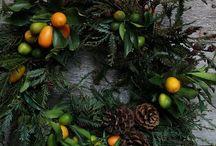 Christmas wreaths / Beautiful Christmas wreaths