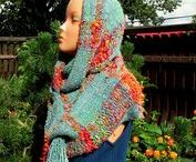 Weaving / Handwoven shawls,scarves and wraps made by PastoralWool