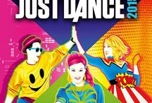 Just dance / Game / by Ehrin Mckay
