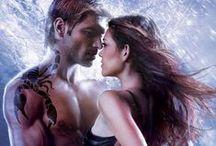 Novel Cover art (Romance)