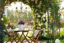 Balcony/Garden get ready for summer :)