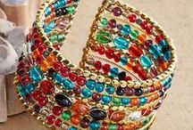 Jewelry / We travel the world searching for the most beautiful handcrafted artisan jewelry for you.