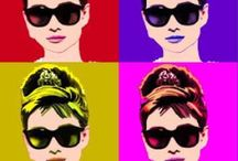 *pop art* / Some of my favorite pics from the pop art movement !
