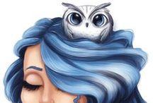 OWL - Buos; Lechuzas