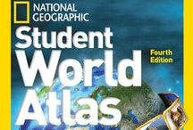 Nat Geo Kids Educational Boredom Busters / Learning can be fun! Engage your young explorer, engineer, biologist, historian, archaeologist, and all-around question-asking champion with our fantastic educational games, maps, books and media. #STEM #STEAM